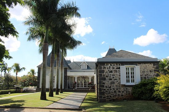 Maritim Resort & Spa Mauritius: the chateau mon désir - a la carte restaurant at the hotel