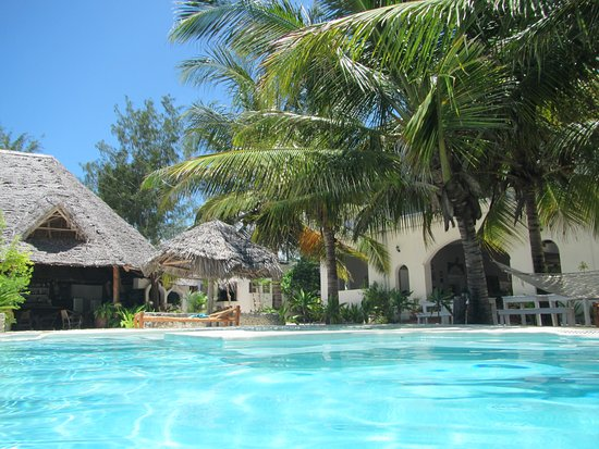 Kilima Kidogo Guesthouse: Swimming pool/Guest House/Restaurant