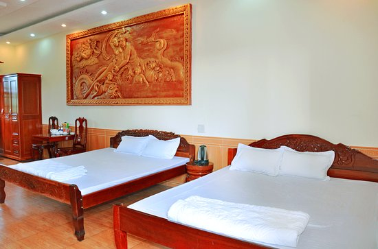 Ha Tien, Vietnam: Twin Double Room