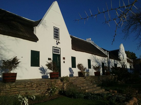 Tulbagh Country Guest House - Cape Dutch Quarters