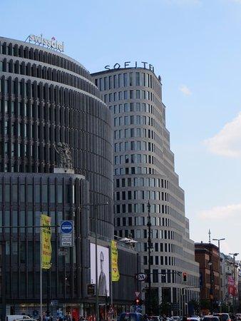Sofitel Berlin Kurfuerstendamm: May look bleak from outside