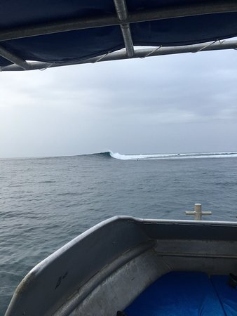 Korovisilou, Fiji: Really nice resort with good vibes and friendly staff! Minutes away from empty waves!