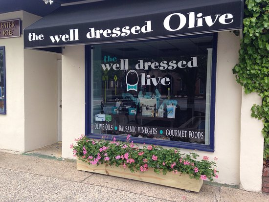 The Well Dressed Olive