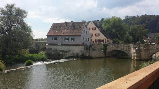 Harburg, Germany: Steinerne Brücke