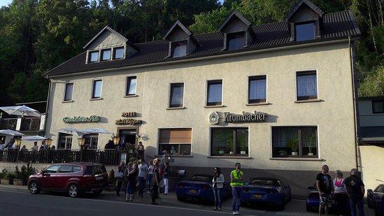 Attendorn, Germany: Vooraanzicht