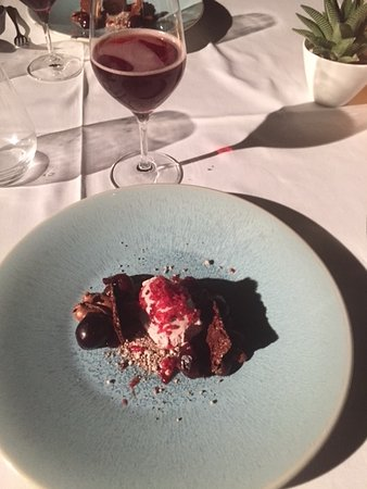 Heverlee, Belgien: dessert