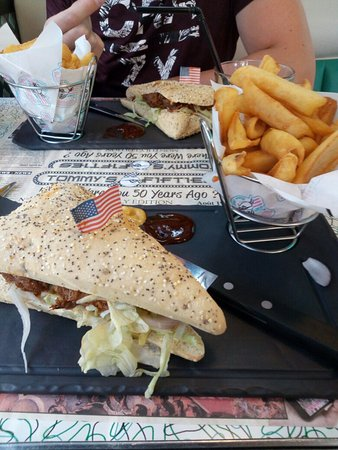 Labege, Prancis: Tommy's Diner