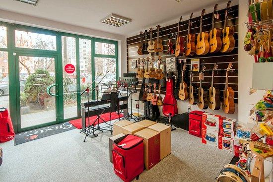 Nowa Nuta - Instrumenty Muzyczne