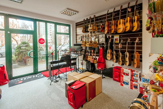 Nowa Nuta - Musical instruments