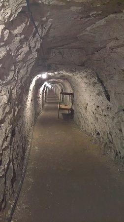 Ramsgate, UK: Side tunnel