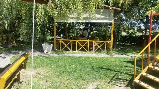 Aksaray, Turkey: Kampüs dinlenme tesisleri