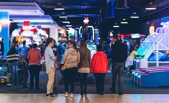 Port Elizabeth, Sudáfrica: Games Arcade