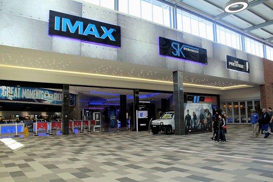 พอร์ตเอลิซาเบท, แอฟริกาใต้: The only IMAX & Prestige Cinema in the region