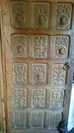 Woodbridge, UK: Tudor room.