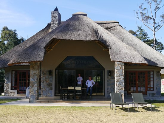 Winterton, Νότια Αφρική: chalet n° 3