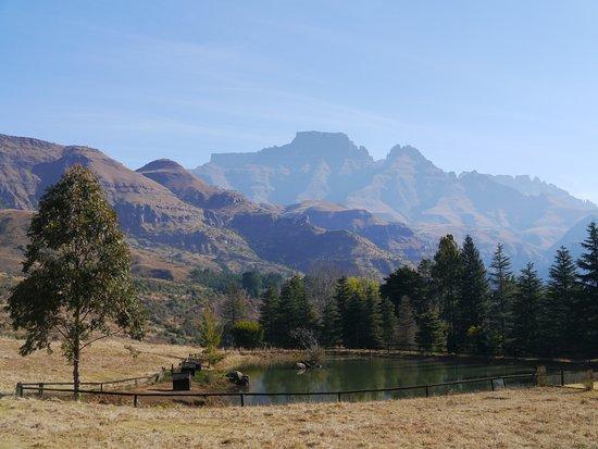 Winterton, África do Sul: une vue à coupé le souffle