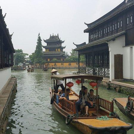 منطقة شنغهاي, الصين: Region Shanghai