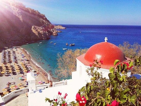 Kira Panagia, Grèce : Kyra Pigadia view