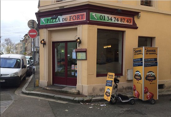 Meulan, Frankrig: Extérieur