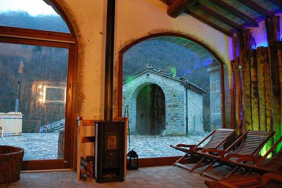 Marradi, Italia: Zona relax