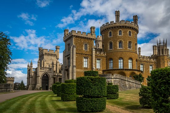 Belvoir Castle.