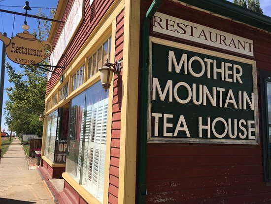 Delia, Canada: Mother Mountain Tea House