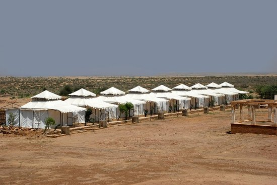Rajasthan Desert Safari Camp Pvt. Ltd.: Tents