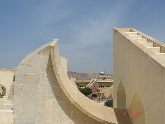 자이푸르 잔타르 만타르 사진