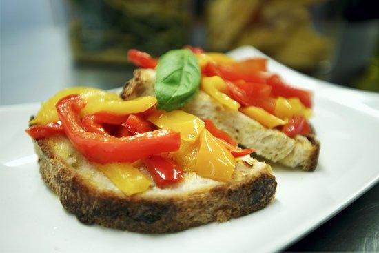 Newmarket, Canadá: Gourmet Bruschettas