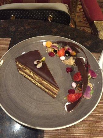 Πάρκο Kempton, Νότια Αφρική: Choclolate cake