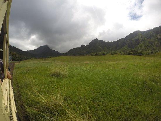 Kaneohe, Hawái: Kualoa Ranch