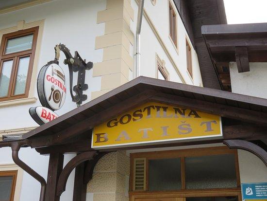 Bohinjska Bela, Slovenië: Gostilna Batist