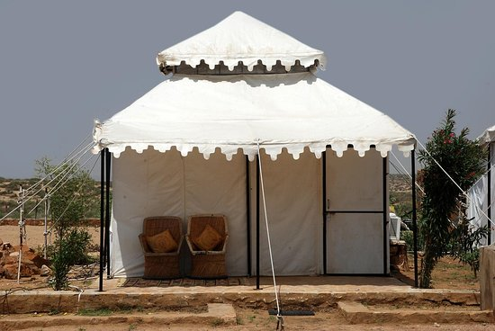 Rajasthan Desert Safari Camp Pvt. Ltd.: tent accomodation
