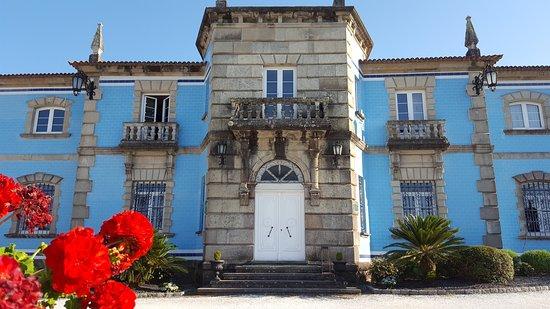 Vilanova de Arousa, สเปน: Granbazan facade