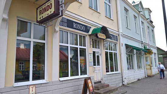 Rondo Kohvik : From outside
