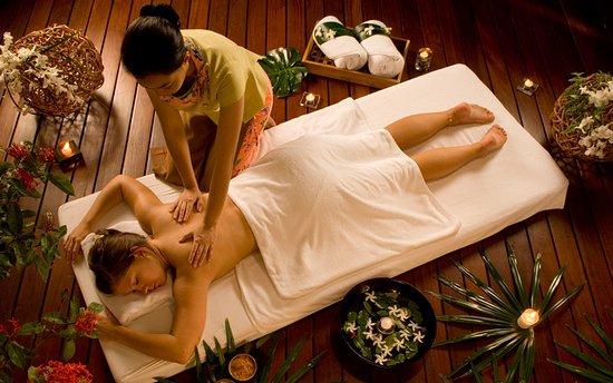 Domzale, Slovenia: Massage.