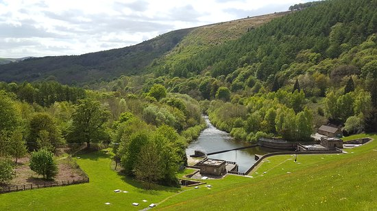 Peak District, UK: Ladybower Reservoir
