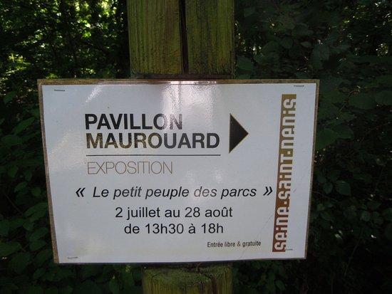 Sevran, Frankrig: Les expositions au Pavillon Maurouard