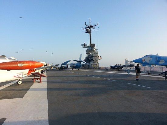 USS LEXINGTON: big