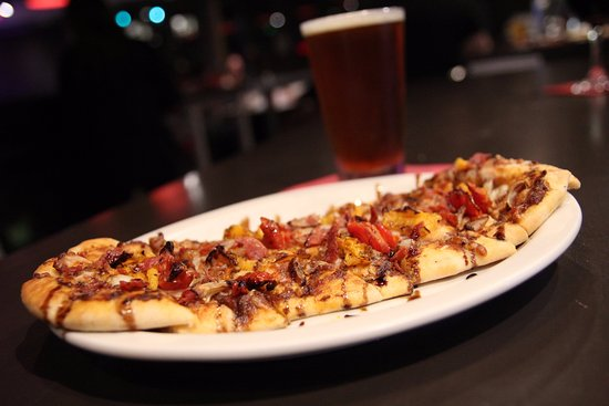Pullman, WA: The new flat breads are to die for!