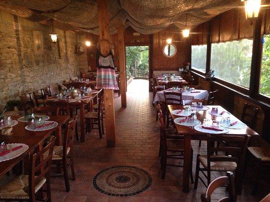 Il poggetto tirli restaurant bewertungen telefonnummer for Ristorante da antonietta castiglione della pescaia