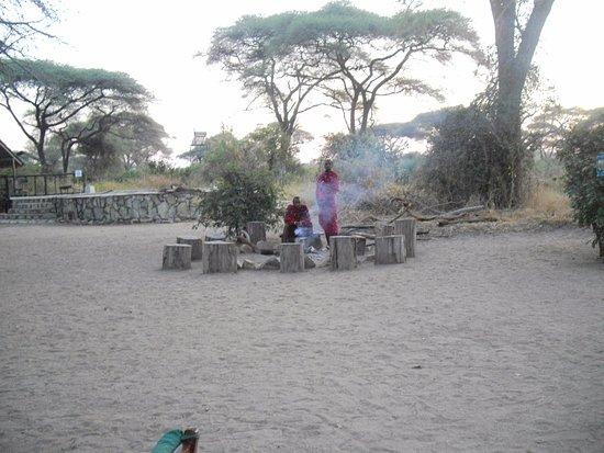 Ruaha National Park, Tanzania: Masai