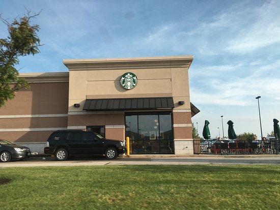 Wentzville, MO: Starbucks