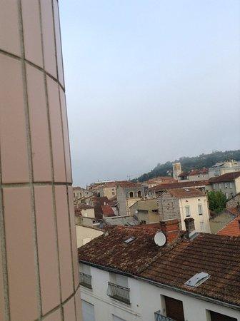 Agen, Francia: Du 4 eme étage