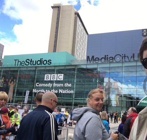 Salford, UK: MediaCity