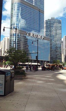 트럼프 인터내셔널 호텔 앤드 타워 시카고 사진