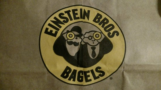 Casselberry, Φλόριντα: Einstien Bros Bag Of Bagels