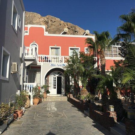 Ξενοδοχείο Γαλάζια Θάλασσα