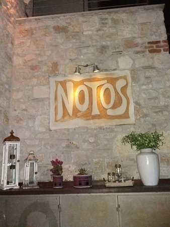 NOTOS All Day Cafe Bar