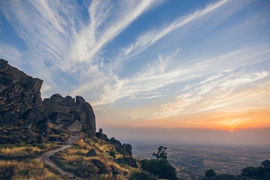 Monsanto, Πορτογαλία: Pôr-do-Sol das Ruínas do Castelo